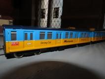 S-Bahn-Northlander Dining-car 2