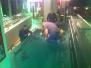 Aufbau MIST1 Spur 0 Anlage am 04.12.2012