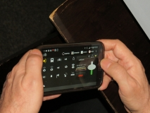 Steuerung per Handy